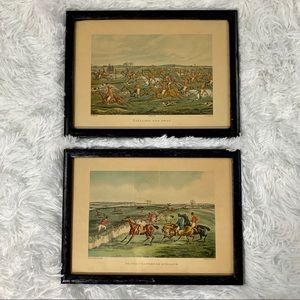 Vintage / Antique Henry Alken Sporting Prints